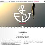 フィッシャーマンジャパン 公式サイト