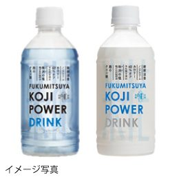 KOJI POWER DRINK、KOJI POWER DRINK CLEAR