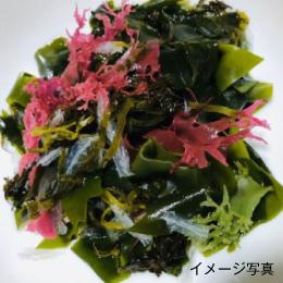 あかもく入りねばねば海藻サラダ